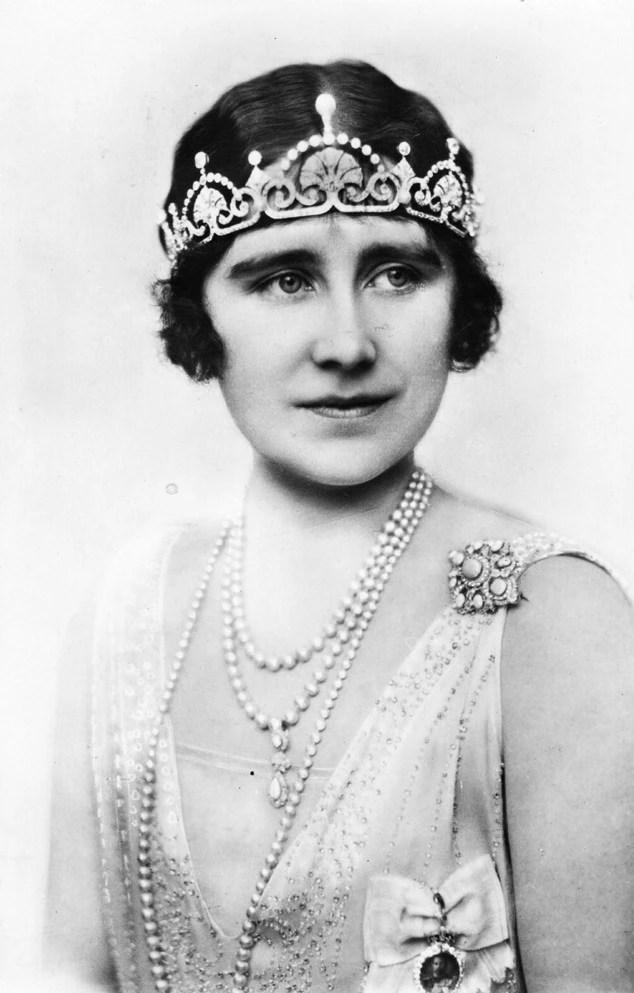Queen Elizabeth I, Queen Mother, 1930s