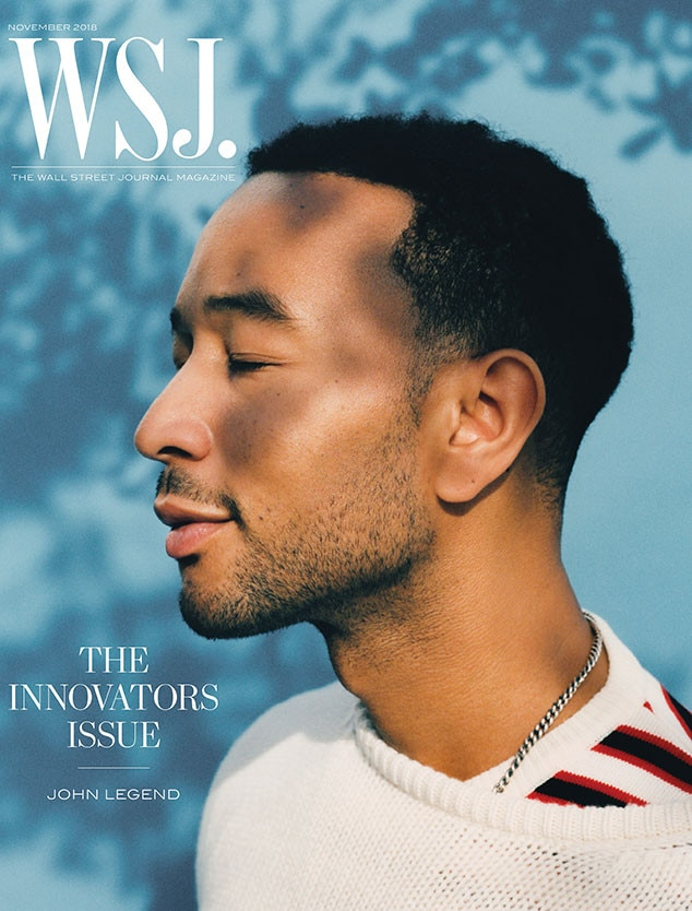 John Legend, WSJ. Magazine