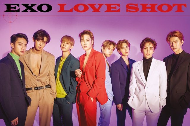 Image result for 엑소 2019