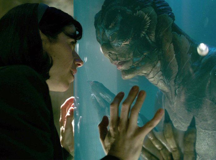 Doug Jones, Sally Hawkins, The Shape of Water