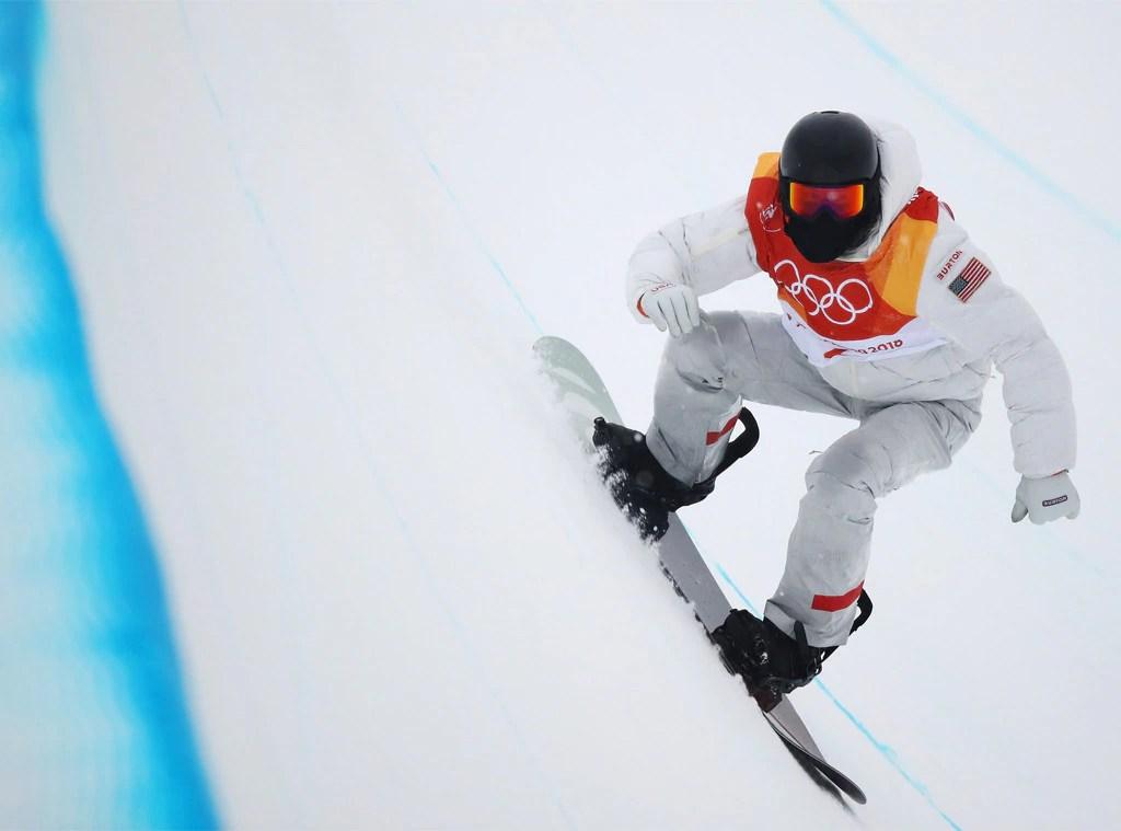 Shaun White, 2018 Winter Olympics