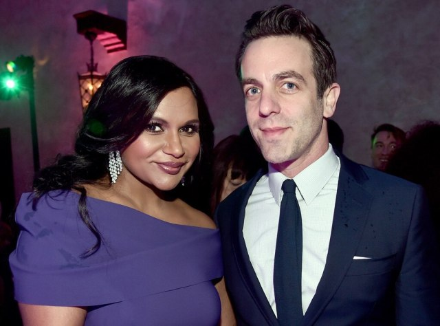 B J Novak Just Moved Mindy Kaling To Tears With One Thoughtful Tweet