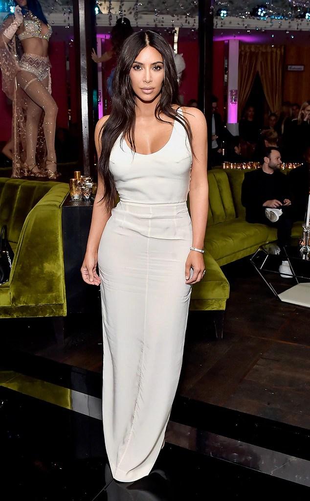 Kim Kardashian Lorraine Schwartz Party