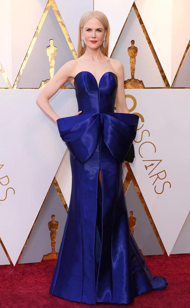 2018 Oscars Red Carpet Fashion Nicole Kidman, 2018 Oscars, Red Carpet Fashions
