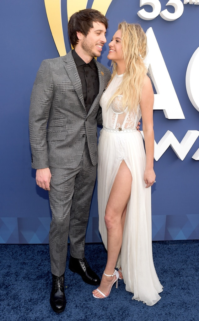 Kelsea Ballerini, Morgan Evans, Academy of Country Music Awards 2018, Couples