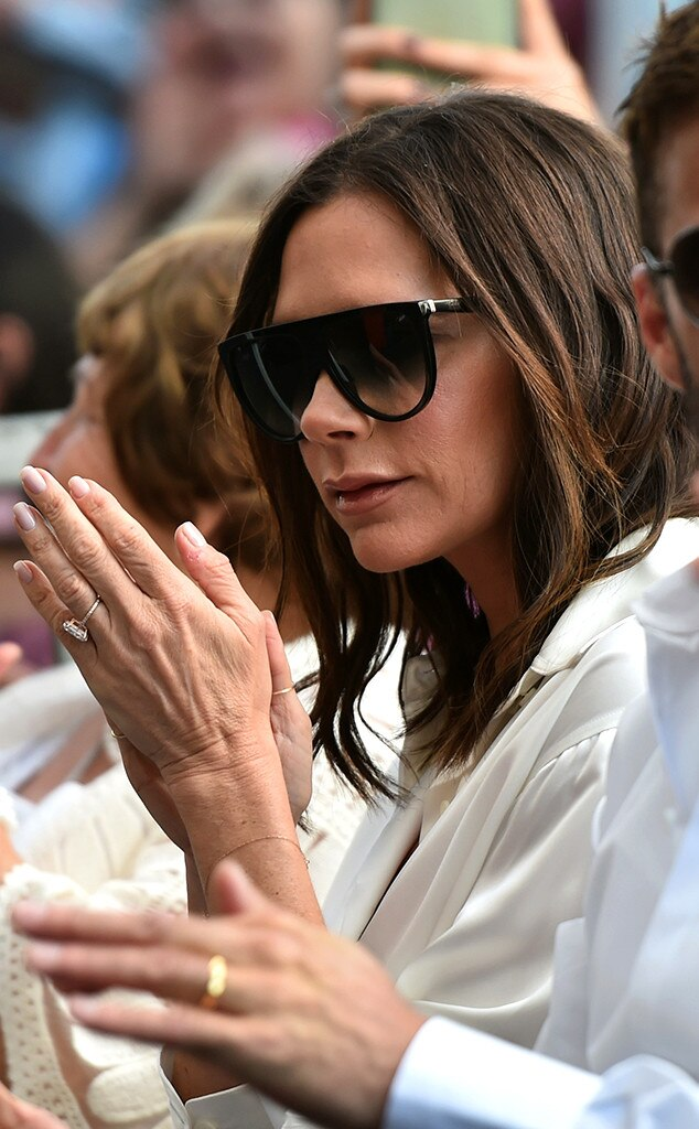 Victoria Beckham, The Hollywood Walk of Fame, star
