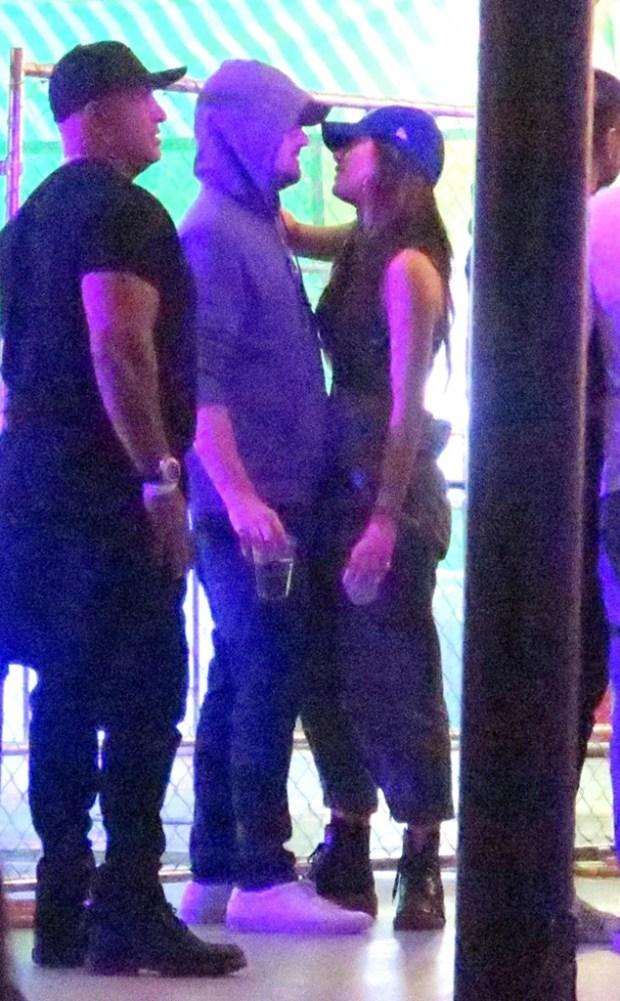 Leonardo DiCaprio, Camila Morrone, Coachella