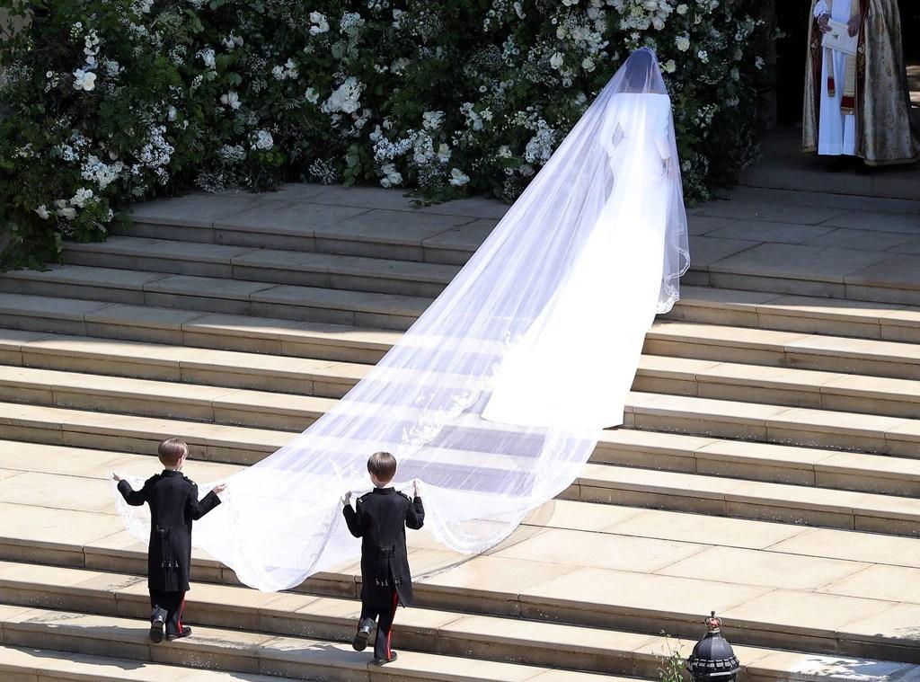 Meghan Markle, Royal Wedding, Page Boys