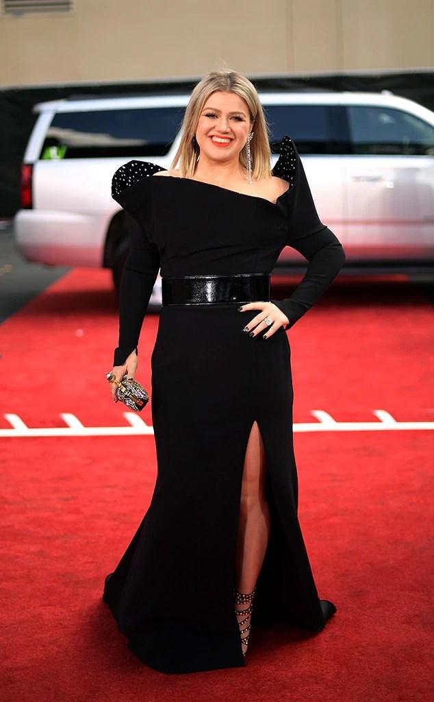 Kelly Clarkson, 2018 Billboard Music Awards, llegadas