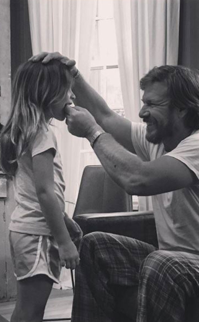 Chip Gaines, Emmie, Father, Daughter
