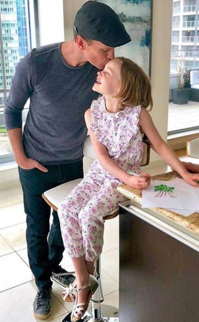 Neil Patrick Harris, Harper, Father, Daughter