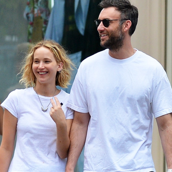 Relive Jennifer Lawrence and Cooke Maroney