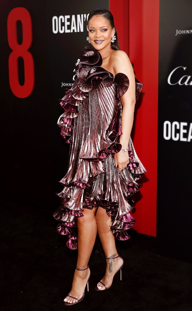 ESC: Best Dressed, Rihanna