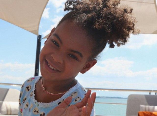 Beyonce, Blue Ivy