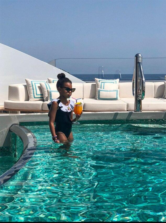 Beyonce, Jay-Z, Blue Ivy Carter, Sir Carter, Rumi Carter