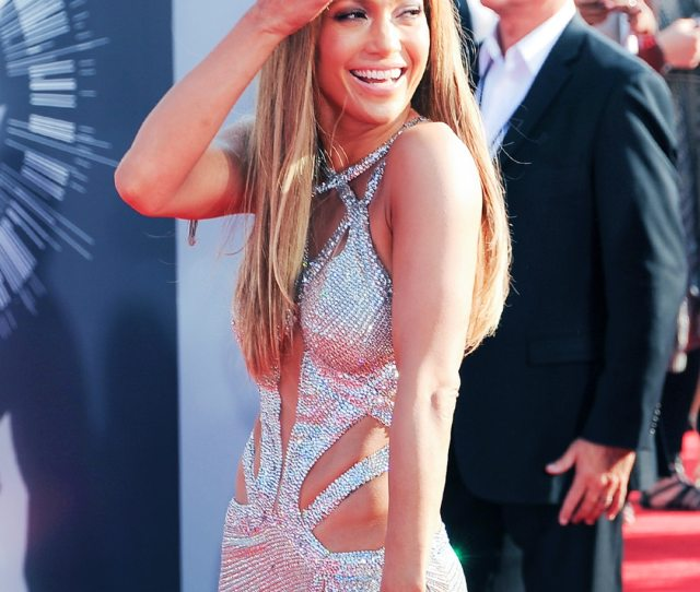 Times Jennifer Lopez Wore A Super Sexy Outfit To The Mtv Vmas