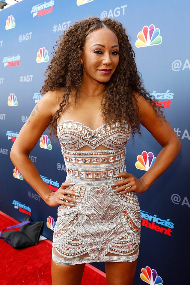 Mel B Ordered to Complete Random Drug and Alcohol Tests as Custody     Mel B  America s Got Talent