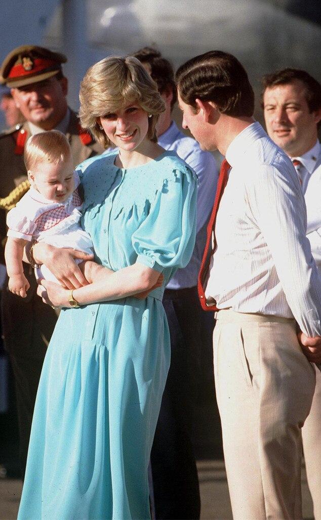 Princess Diana, Prince Charles, Australia