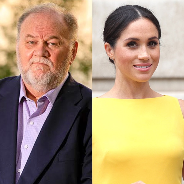 Meghan Markle knew that dad would go public, tabloid claims