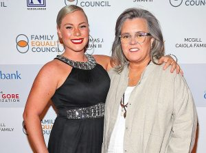 Surprise! Rosie O'Donnell Is Engaged to 33-Year-Old Girlfriend