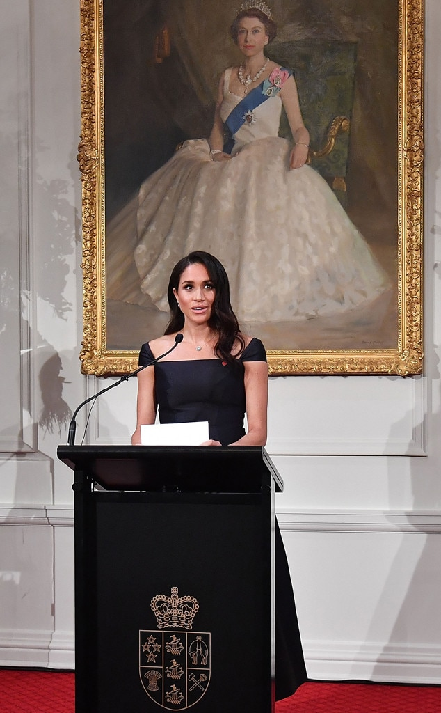 Meghan Markle, New Zealand