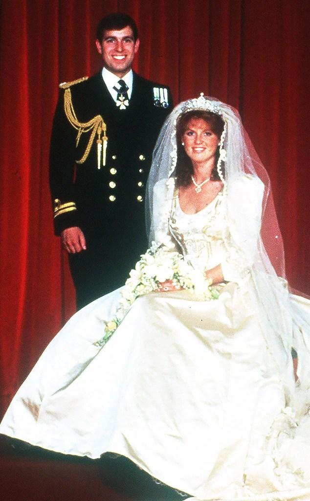 Duchess Sarah Ferguson, Prince Andrew