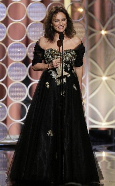 Jacqueline Bisset, 71st Annual Golden Globe Awards - Show