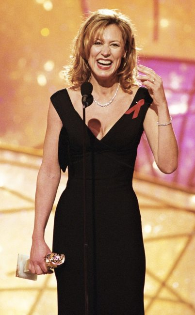 Christine Lahti, 55th Annual Golden Globe Awards