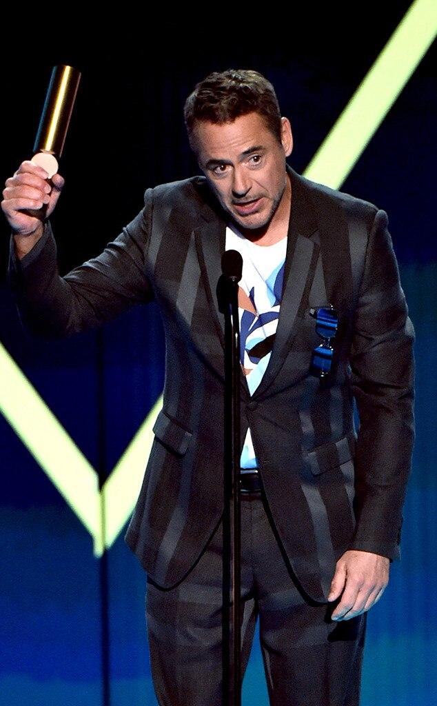 Robert Downey Jr, 2019 Peoples Choice Awards, 2019 PCAs, Winners