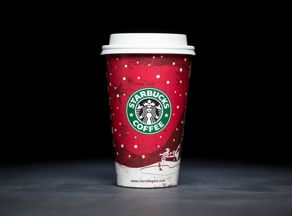 Starbucks Holiday Cups 2007