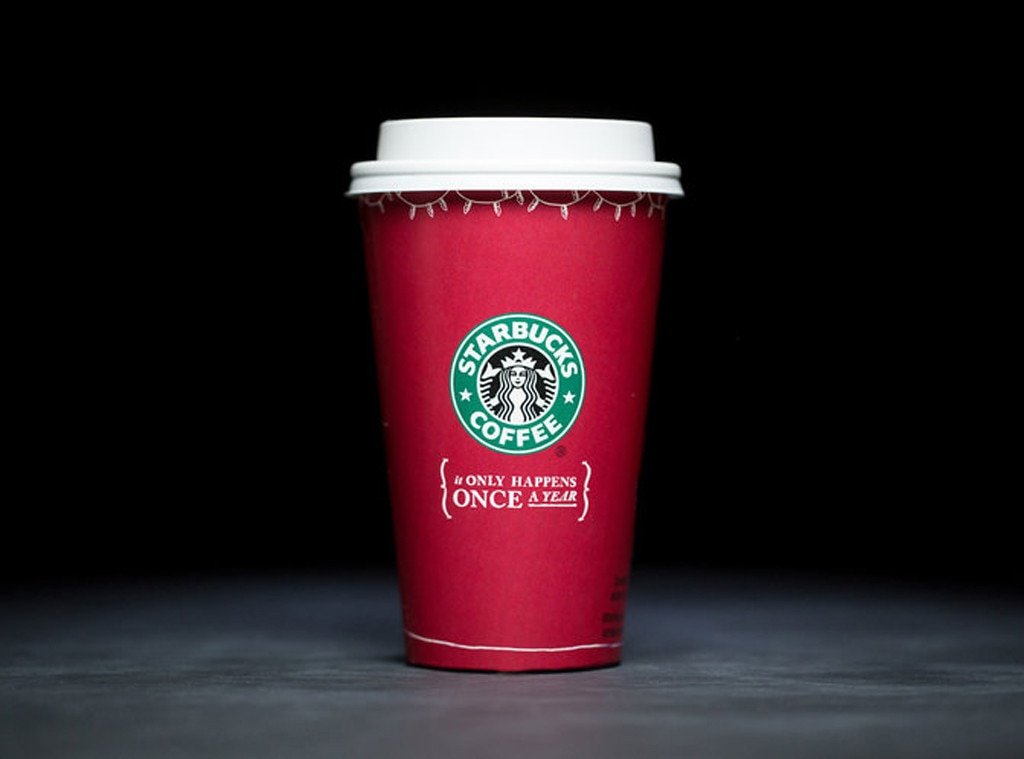 Starbucks Holiday Cups 2005