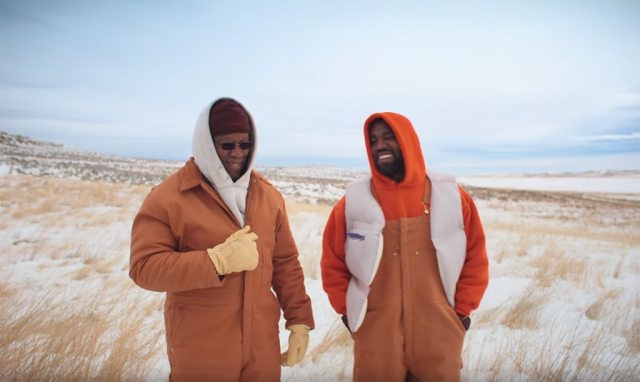 Kanye West, Father, Dad, Ray West, Follow God, Music Video