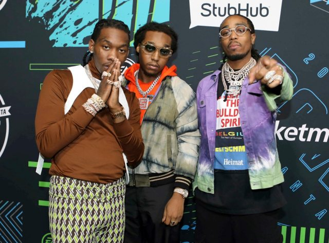 Migos, Takeoff?, ?Quavo, Offset, Bud Light Super Bowl Music Fest 2019