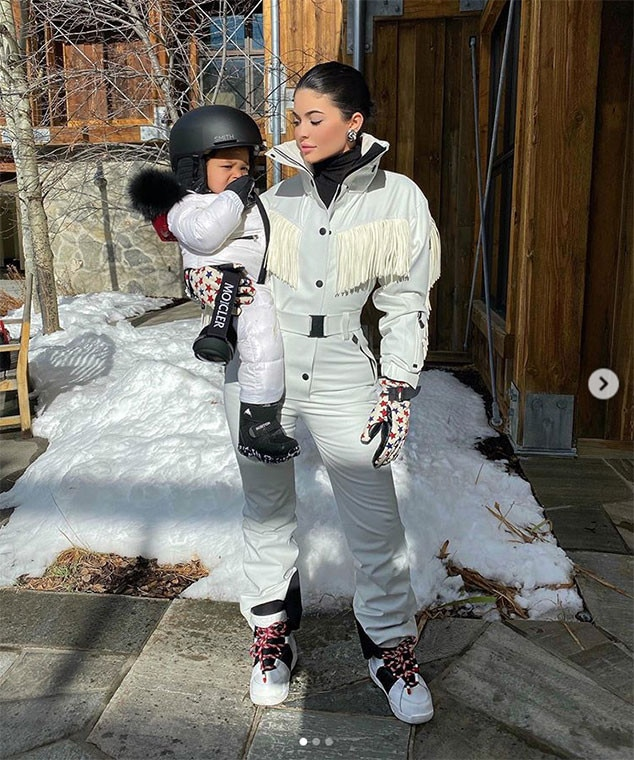 Stormi Webster, Kylie Jenner