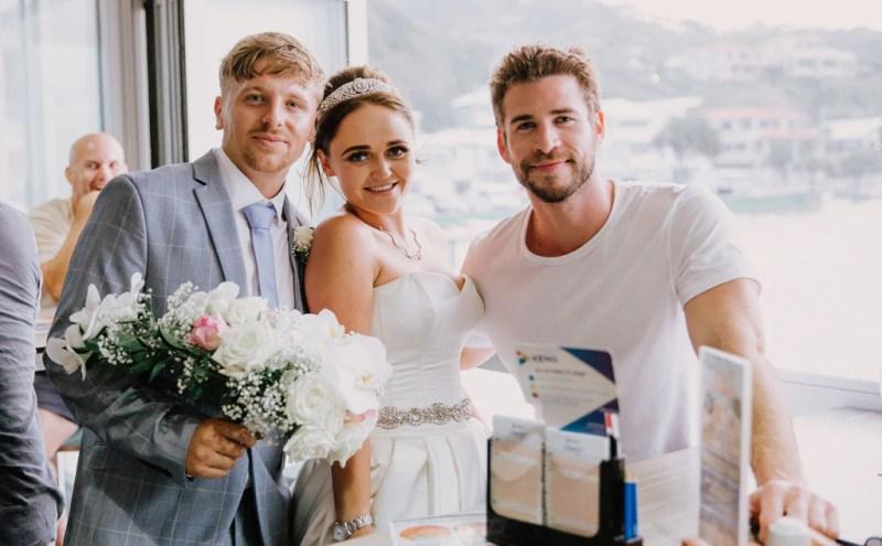 Liam Hemsworth, Matrimoni