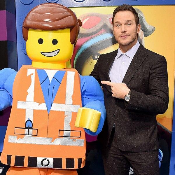 Chris Pratt, Lego Movie 2 premiere