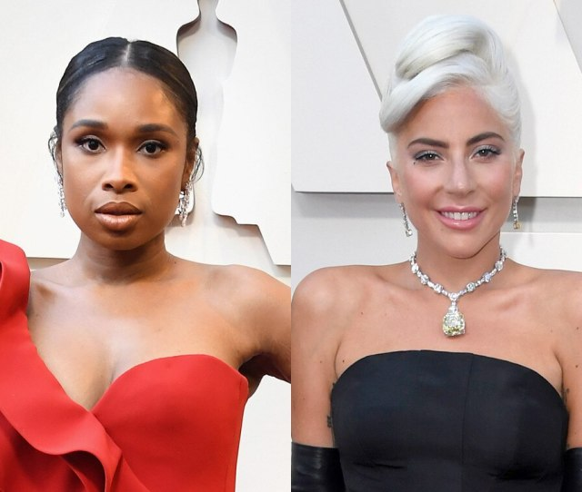 Jennifer Hudson Reacting To Lady Gagas 2019 Oscars Win Is All Of Us