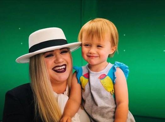 Kelly Clarkson, Kids, River Rose Blackstock