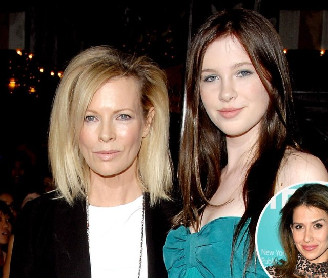 Hilaria Baldwin Praises Kim Basinger As She Gets Real About Being A Stepmom