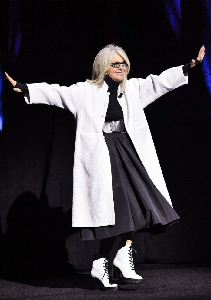 Diane Keaton, STX Films Presentation, CinemaCon