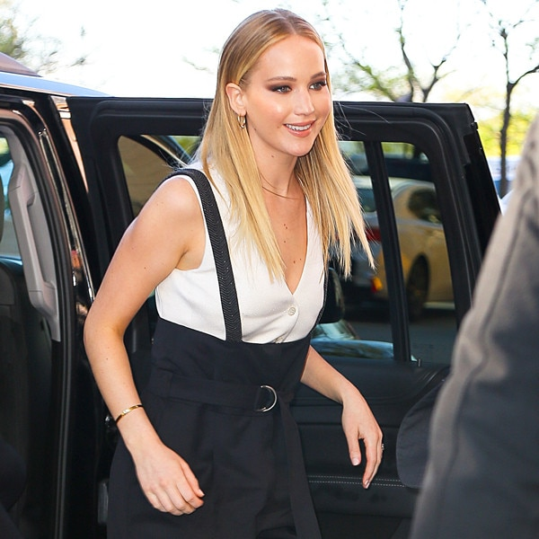 Jennifer Lawrence, Tribeca Film Festival 2019