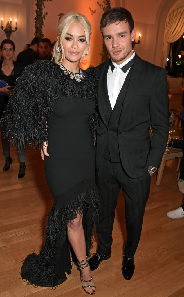Rita Ora, Liam Payne