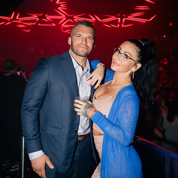 Relive Jenni JWoww Farley and Zack