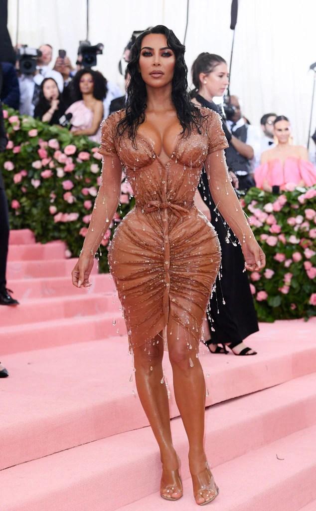 Image result for kim kardashian MET