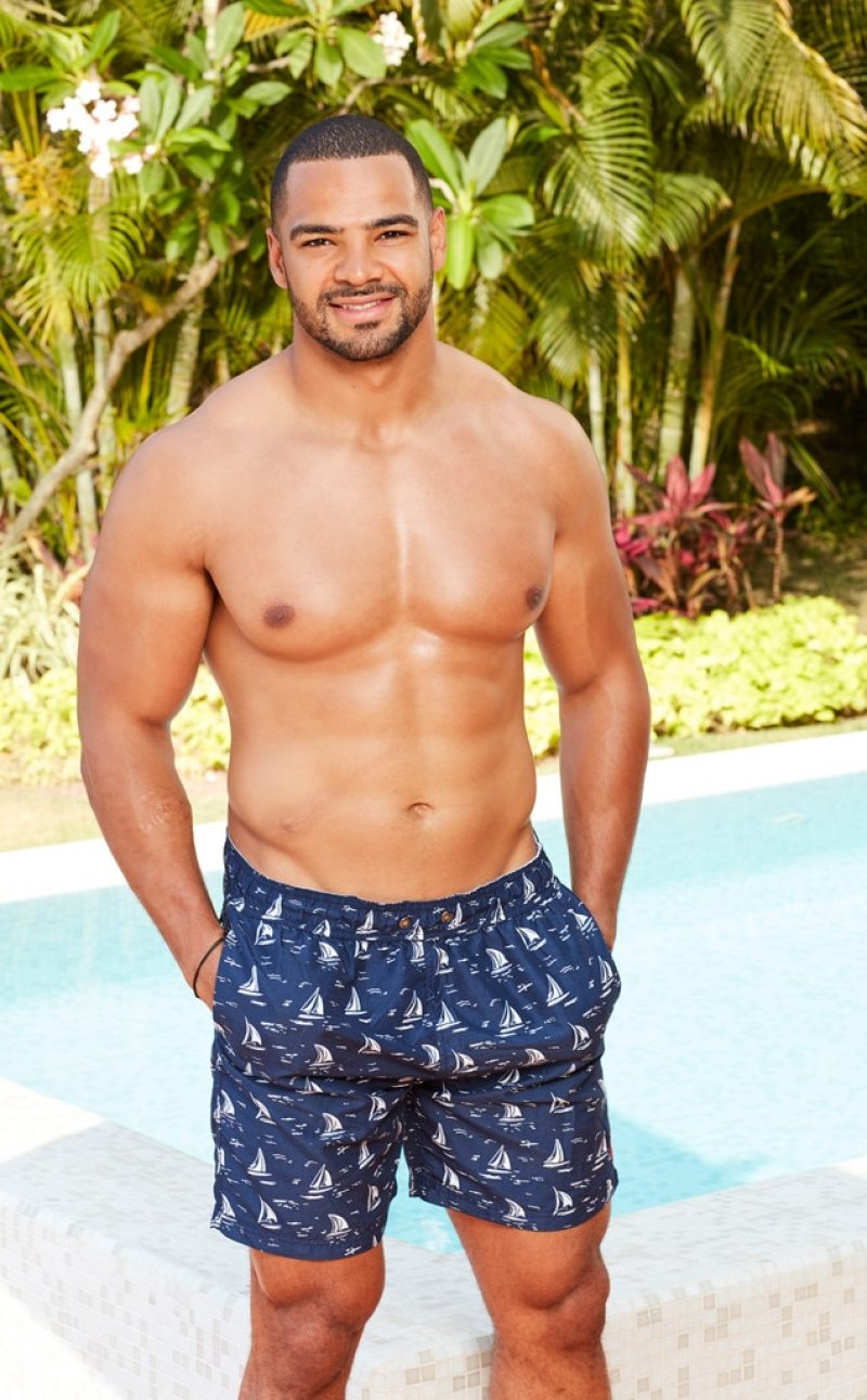 Image result for CLAY HARBOR BACHELOR IN PARADISE