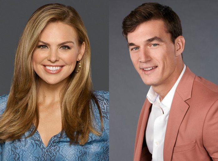 Hannah Brown, Tyler Cameron, The Bachelorette
