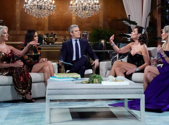 The Real Housewives of New York City Reunion