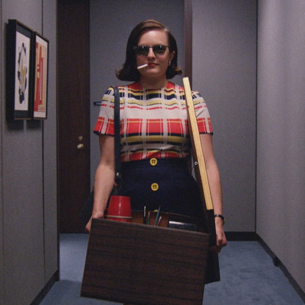 Elisabeth Moss On Her Mad Men Meme I M Proud Peggy Walks Has