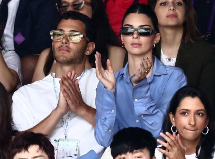 Resultado de imagen para kendall Jenner fai khadra