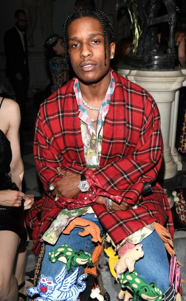 A$AP Rocky Isn